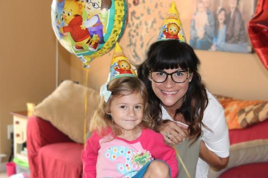 Lillirose 3rd Birthday Party